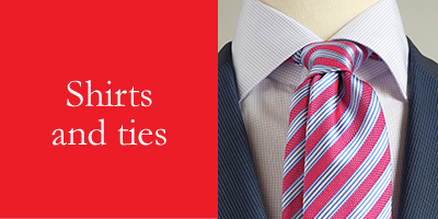 shirts and ties
